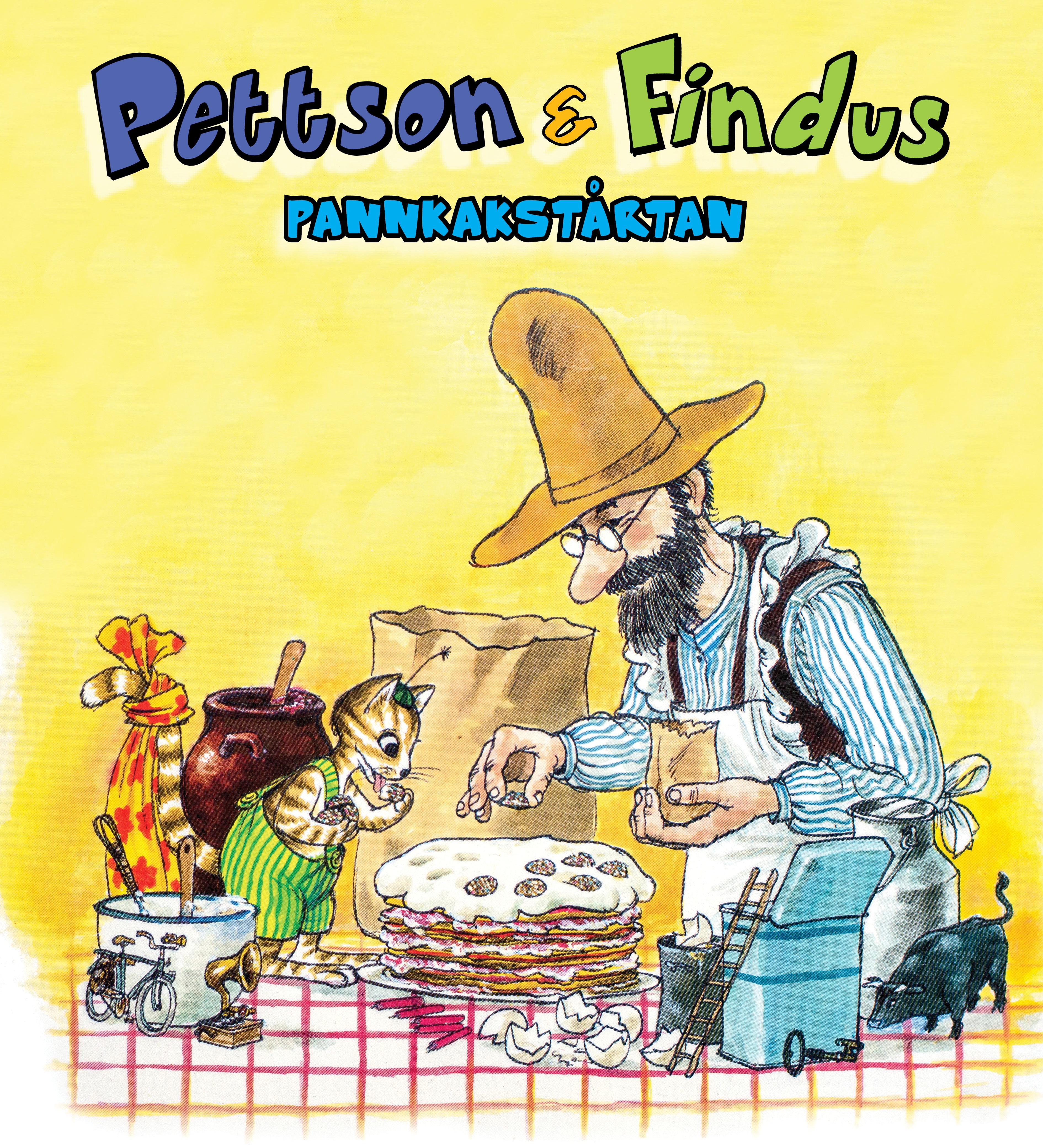 pettson och findus affisch